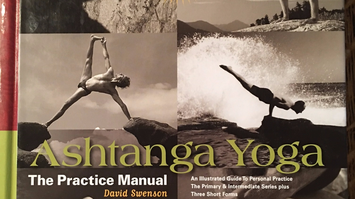 Ashtanga Yoga: The Practice Manual, David Swenson