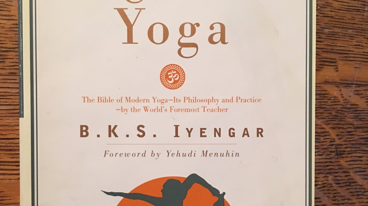 Light on Yoga, BKSIyengar