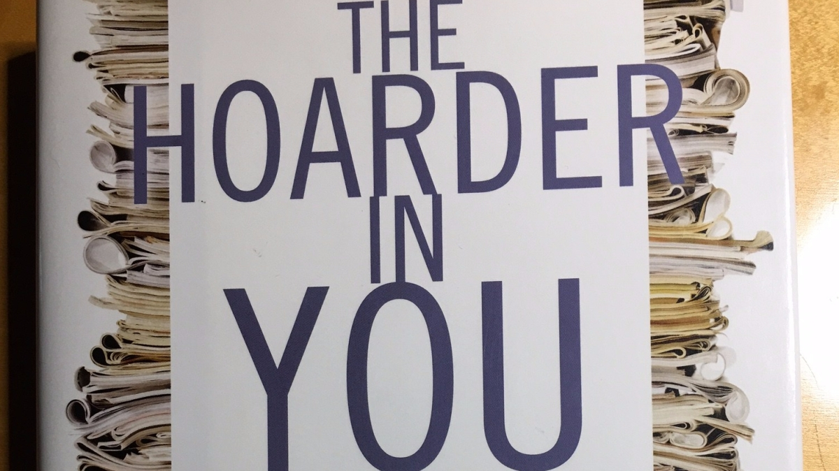 The Hoarder in You, Dr. Robin Zasio