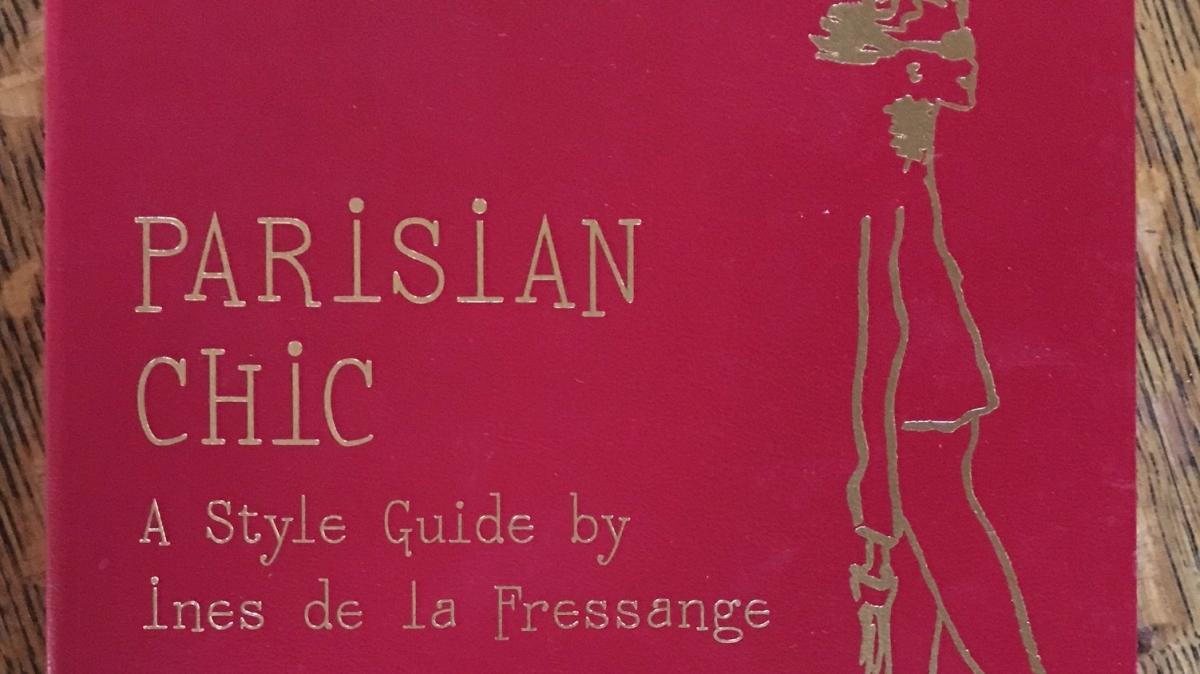 ines de la fressange book parisian chic ines de la fressange the selfish book club. Black Bedroom Furniture Sets. Home Design Ideas