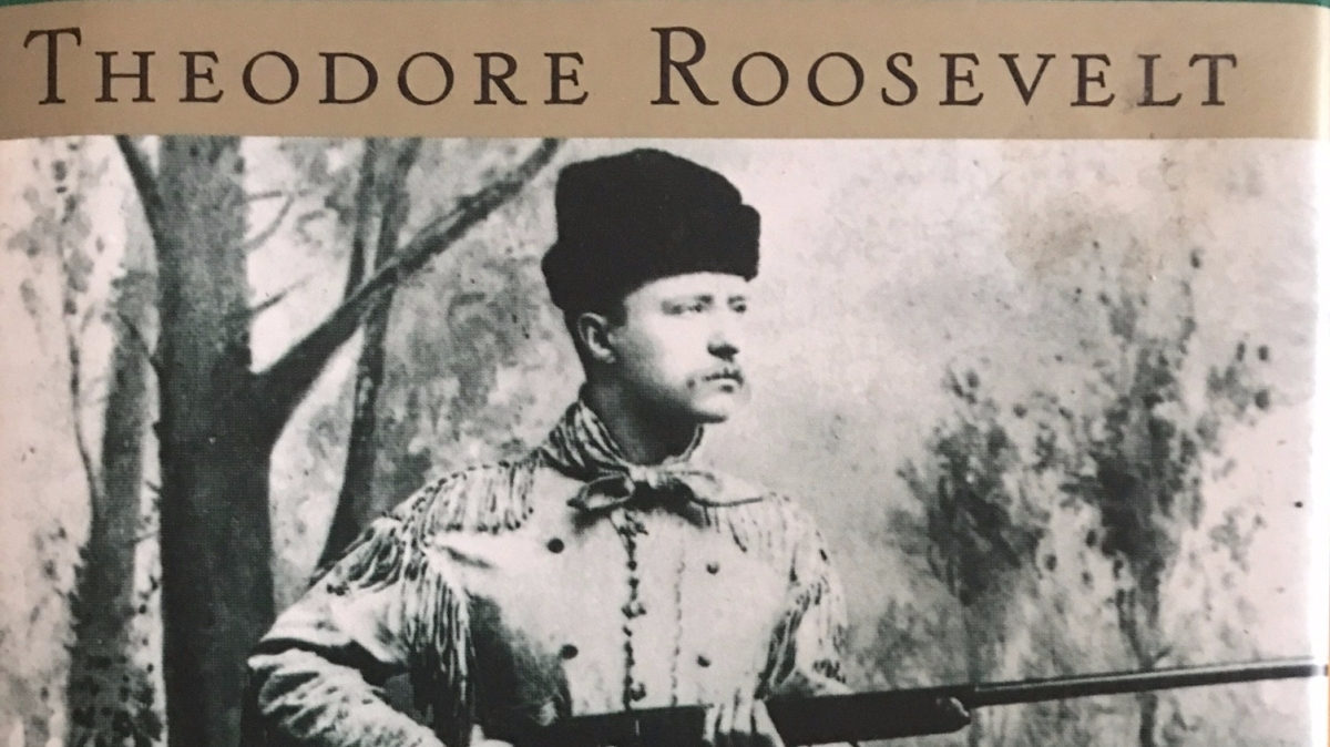Hunting Trips of a Ranchman, Theodore Roosevelt
