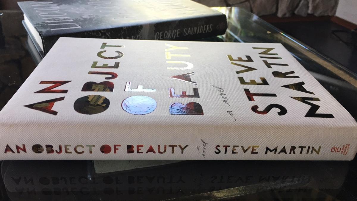 An Object of Beauty, SteveMartin
