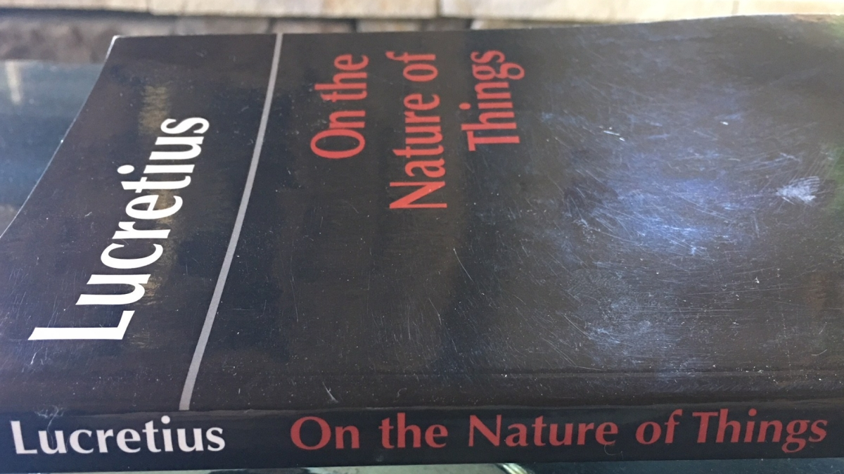 On Nature, Lucretius