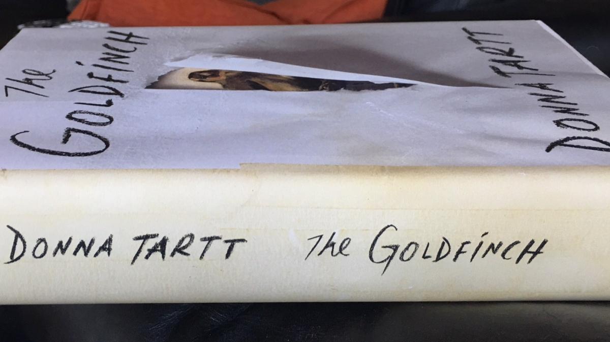The Goldfinch, DonnaTartt