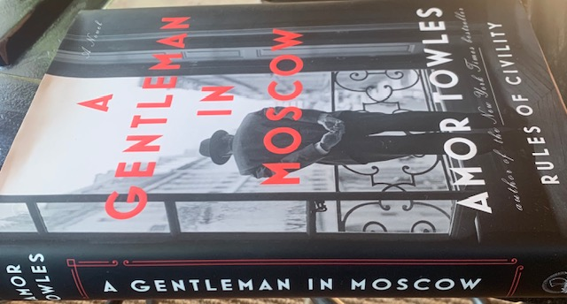 A Gentleman in Moscow by AmorTowles