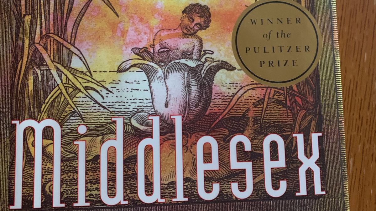 Middlesex by JeffreyEugenides
